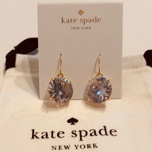 Absolutely Gorgeous Kate Spade earrings 🎊 🎉 🎈